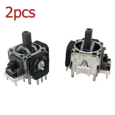 2xNEW Analog Stick Replace Switch for PS4 XBOX Controller Button Manual Joystick