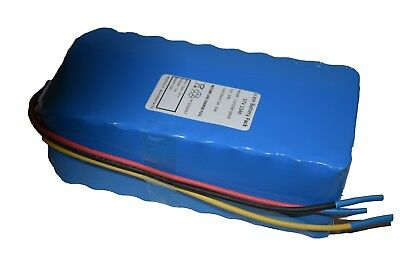 Pacco Batteria Battery Pack litio 36V13,0Ah 480Wh 10S5P con BSM, Standard ebike