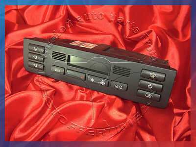 BMW E46 3'ies AUTOMATIC AIR CONDITIONER AUC HEATER CLIMATE CONTROL PANEL Klima
