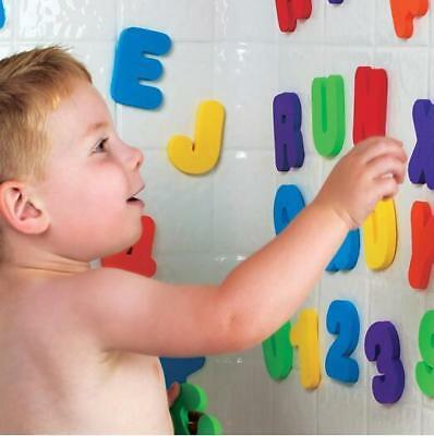 36pcs/set Baby Kids Children Toys Bath Tub Floating Foam Numbers Letters Gift