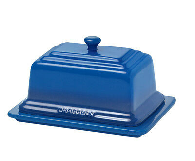NEW Chasseur Butter Dish Blue