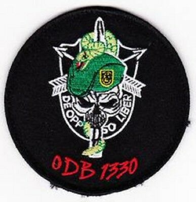 ARMY 1st Special Forces Group Operational Detachment Bravo ODB-1330 HOOK Patch