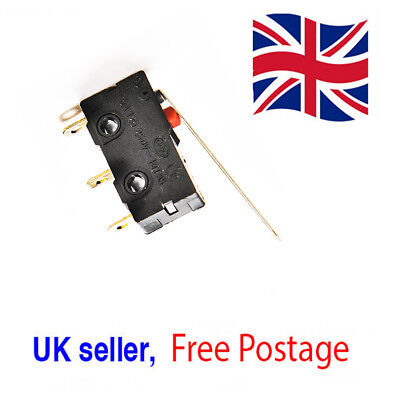 Tact Switch KW11-3Z 5A 250V Microswitch 3PIN Buckle