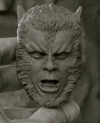 "Monster  Curse Werewolf 1/4 Scale Resin Kit 20"" Tall W/base Yagher  (Pre-Sale)"