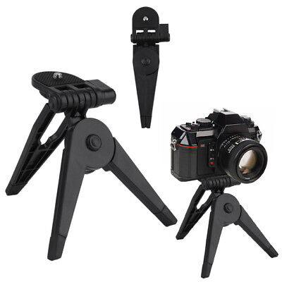 Tripod Stand Mount Holder For Digital Camera Camcorder Phone iPhone DSL Fold