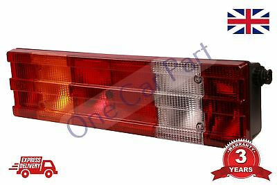 Rear Tail Truck Light for Mercedes Atego Actros Axor Econic 12/24V Left Socket