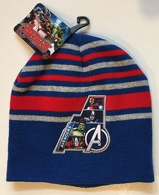 Marvel Avengers Winter Hat One Size