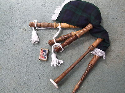 Childs Minature Bagpipes