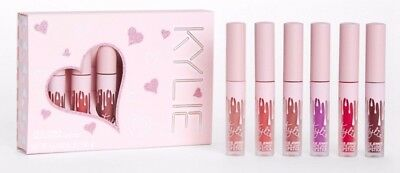 NEW KYLIE JENNER THE BIRTHDAY COLLECTION MINI KIT MATTE LIPSTICKS Kardashian