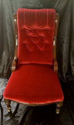 Edwardian Nursing Chair