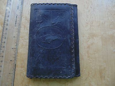 Vintage Korkott Sporting Leather Wallet.