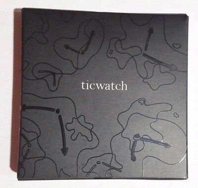 NEW IN BOX OEM Mobvoi Ticwatch S/E Tempered Glass Screen Protector