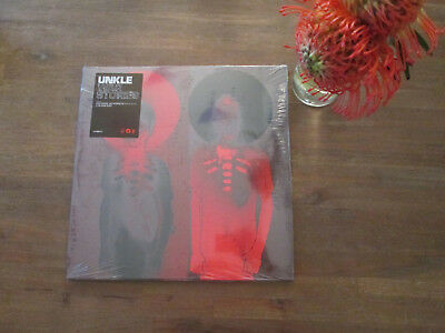 2x Vinyl LP UNKLE ‎– War Stories • Surrender All • 2007 • new • sealed!