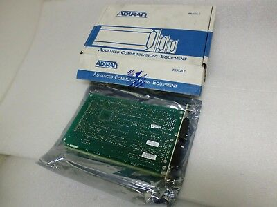 Adtran Hot Replaceable Board NX56/64 PN 1202.054L1