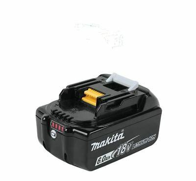 NEW Genuine Makita 18V BL1860B LXT Lithium-Ion 6.0Ah Battery 6000MAH