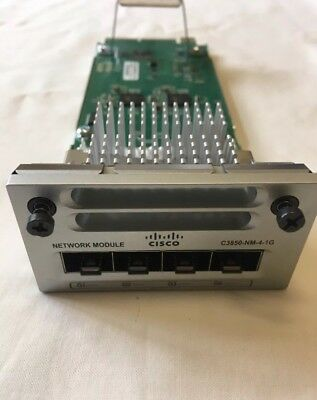 Cisco C3850-NM-4-1G Expansion Module