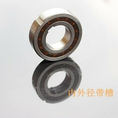 CSK12PP One Way Clutch Bearing With Internal & External Keyway 12*32*10mm x 1Pcs