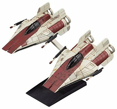 Model_kits Bandai Hobby Star Wars Vehicle Model 010 A-Wing Star Fighter 2 SB