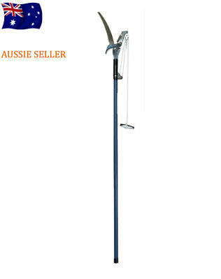 Telescopic Loppers Tree pruners & Saw  Extendable To 2.4 Metres Carbon blade