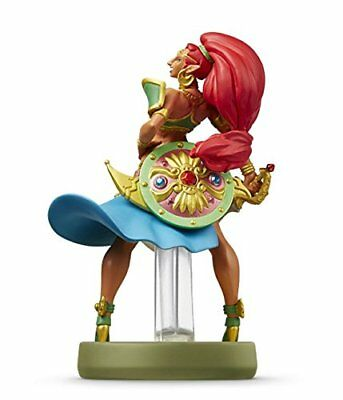 Figure Switch Amiibo Urbosa Legend of Zelda Breath of the Wild figurine SB