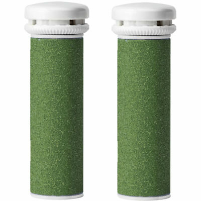 Emjoi Micro Pedi Man Extra Coarse Micro-Mineral Replacement Rollers Set of 2