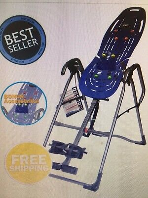 Teeter EP-860 Inversion Table - Blemished - FREE DELIVERY