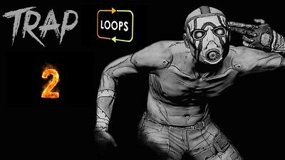 Trap Loops 2 Southern Gangster RAP Instrumentals Beats Samples Drums Trapstep FL