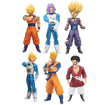 Dragon Ball Z Resolution Of Soldiers Super SaiYan Vegeta Goku Trunks Gohan
