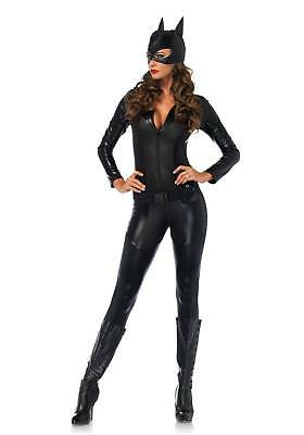 Sexy Tuta Nera Da Cat Woman La85554