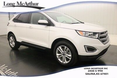 2015 Ford Edge SEL AWD LEATHER FORD CERTIFIED PREOWNED MSRP $38680 INTELLIGENT ACCESS REAR CAMERA AND SENSORS POWER LIFTGATE SYNC SIRIUSXM