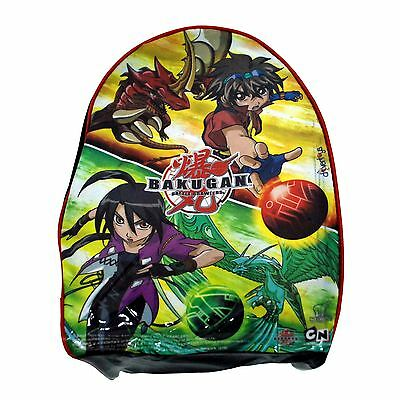 Bakugan Battle Brawlers Childrens Boys Clear Swim Beach Travel Bag Backpack