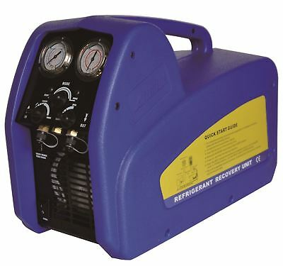 Refrigerant Recovery Unit 110V - 220V   1 HP  Heavy Duty  Excellent Value