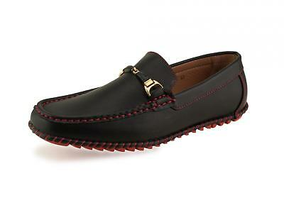 Mens Slip On Loafers Casual Mocassin Designer Driving Deck Boat New Shoes Size