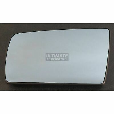 Mercedes C Class W204 2009-2014 right driver side convex mirror glass 541RS