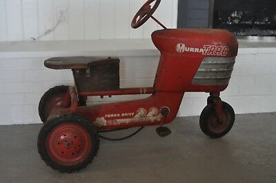 Murray Trac Turbo Drive Pedal Tractor