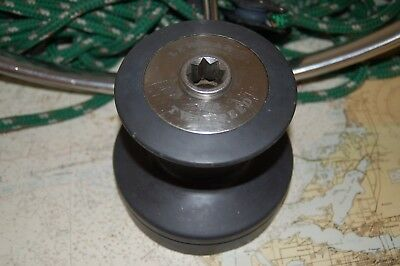 ONE  Lewmar  #30   Two Speed  Non-Self-Tailing Winches