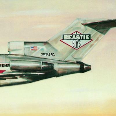 BEASTIE BOYS – LICENSED TO ILL 180G Vinyl LP Anniversary Edition (NEW)
