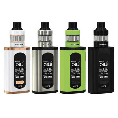 Kit Sigaretta Elettronica Eleaf Kit Invoke Con Ello T 220W, Super Novita'!!!!