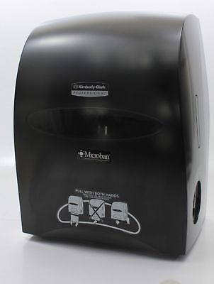 Kimberly-Clark Professional Sanitouch Hard Roll Paper Towel Dispenser (09990)