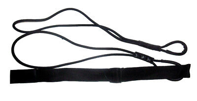 Morgan Boxing Bungee Cord Floor To Ceiling Ball Strap Set - Heavy Duty Csw