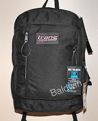 8bf289016da1 JANSPORT TRANS MEGAHERTZ II School Student Laptop Backpack Multi ...