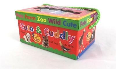 NEW Learn Your Cute & Cuddly By The Book Company Boxed, Slipcased or Casebound