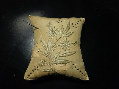 Antique pin cushion 1800s