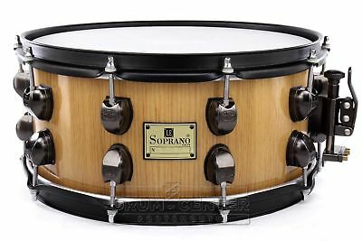 NOBLE AND COOLEY Walnut Snare Drum 14x6 5 - Video Demo