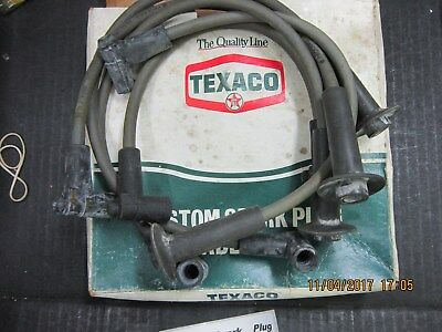 Texaco Quality Line Spark Plug Wire set in Box SP892