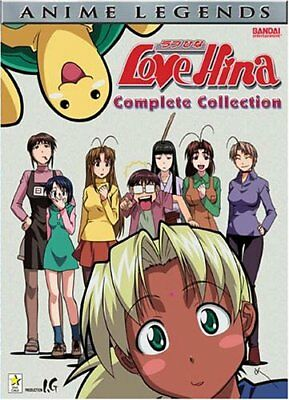 Love Hina: Anime Legends - The Complete Series Dvds (anime)