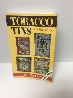 Tobacco Tins And Their Prices Al Bergevin 1986