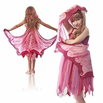 Fairy Pink Fabric Dress Up Wings