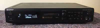 Sony Minidisc Deck MDS-JE500 Recorder/Player