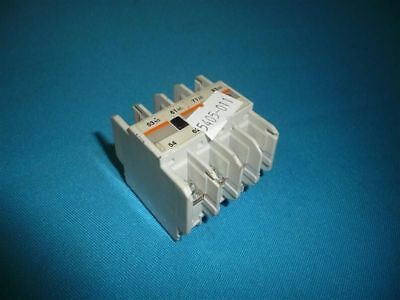 Lot 2pcs Fuji Electric SZ-A22 SZA22 Auxilliary Contact Block